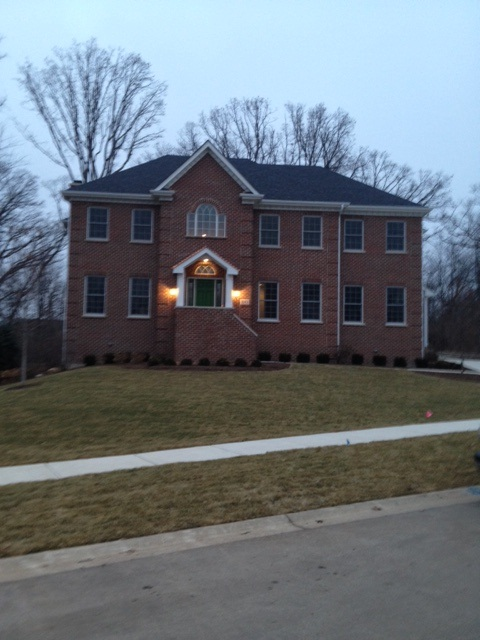 Newly built large home